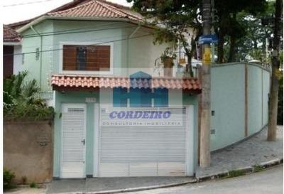 Casa De 03 Dormitórios Em São Paulo - 727
