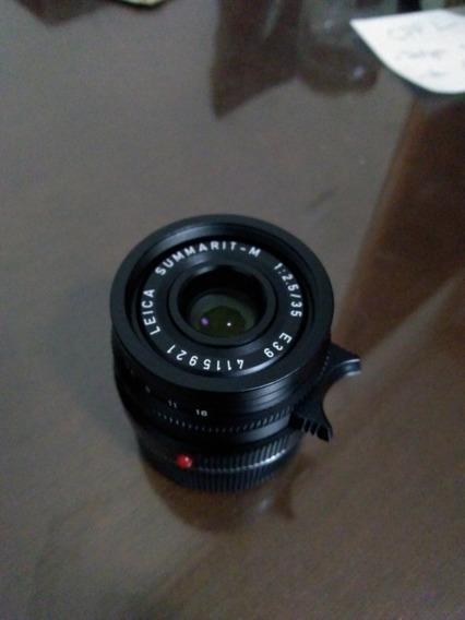 Lente Leica Summarit-m 35mm F/2.5