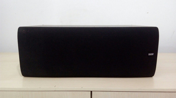 Caixa Central Bowers & Wilkins B&w Lcr 60 S3