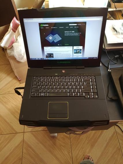 Dell Alienware M15x Ano 2009 - Vendo Partes