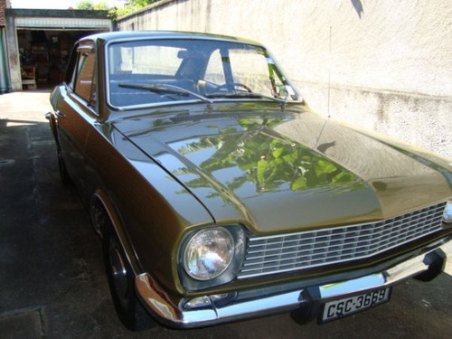 Ford Corcel Maravilhoso  100% Original Estado De Ok
