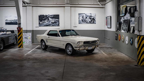 Ford Mustang Coupe 4mt 289´  1966 Tomas Bord Tb2