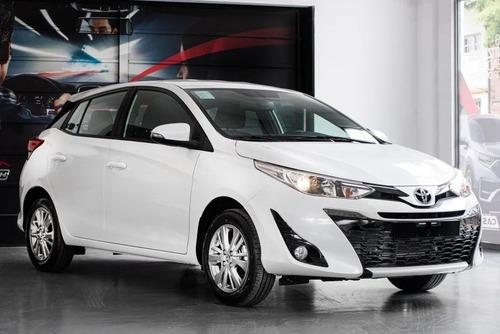 Toyota Yaris 1.5 Xls Cvt 2020 Car Cash