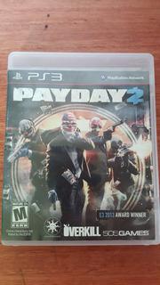 Payday 2 De Ps3