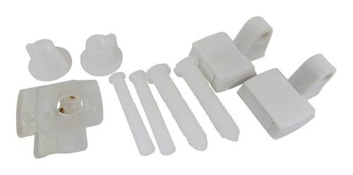 Bisagras Para Poceta Montecristo Color Blanco Venceramica