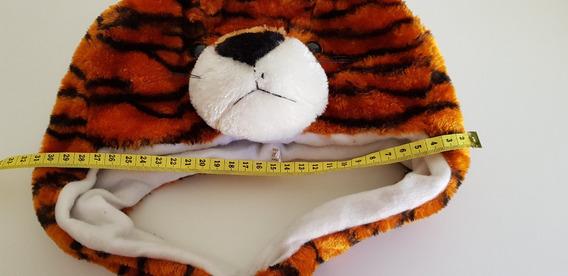 Gorro Abrigado Tigre Nene