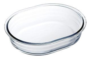 Molde Oval Vidrio O Cuisine 19x14cm