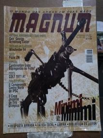 Revista Magnum Ano 17 N°97 Em Ótimo Estado