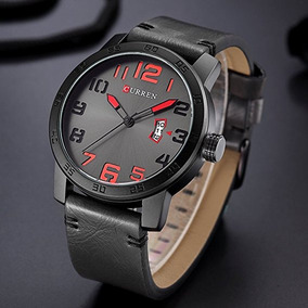 Relógio Curren 8254 Original Pront Entrega Br Frete Gratis