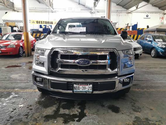 Ford Lobo 5.0l Cabina Regular Xlt V8 4x2 At 2016