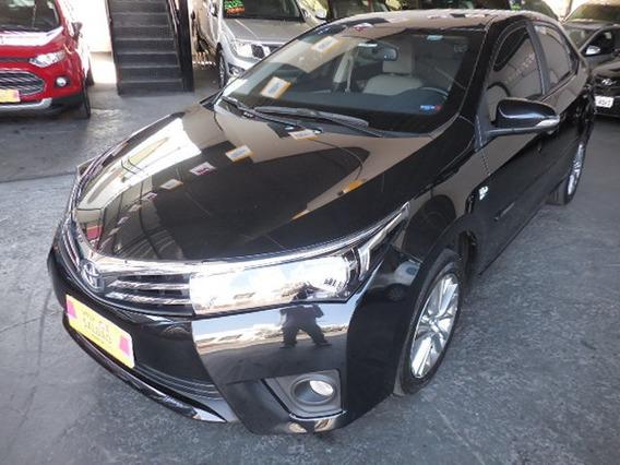 Blindado Toyota Corolla Xei 2.0 Flex 2015 Preto Nivel 3a