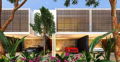 Kentro Nuevo Desarrollo De Townhouses. Preventa En Montes De Ame En Privada.