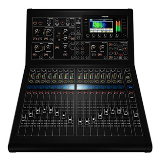 Midas M32r 40 Input Digital Console With Motorized Faders