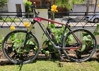 Bicicleta Raleigh Carbono Mojave 8.0 - R29 - Talle L