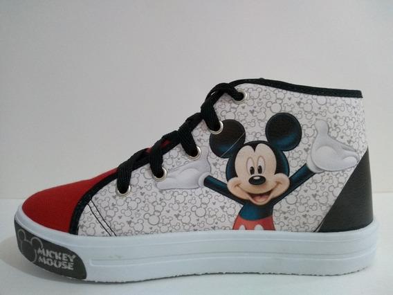 Tênis Infantil Mickey Mouse Super Promoção!