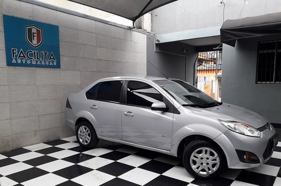 Ford Fiesta 1.6 Rocam Se Sedan 8v Flex Ideal Para Aplicativo
