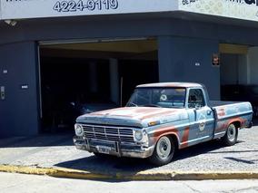 Ford F100 Mod. 1971 Punta Diamante, Original