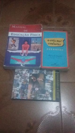 Promoção Na Compra De 2 Livros De Educação Física Ganhe + 1