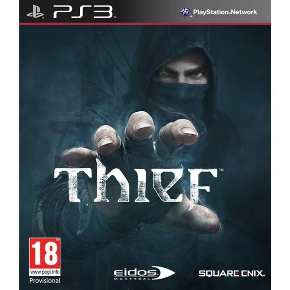 Ps3 , Thief Mídia Fiísica, Novo, Lacrado , Bluray Original
