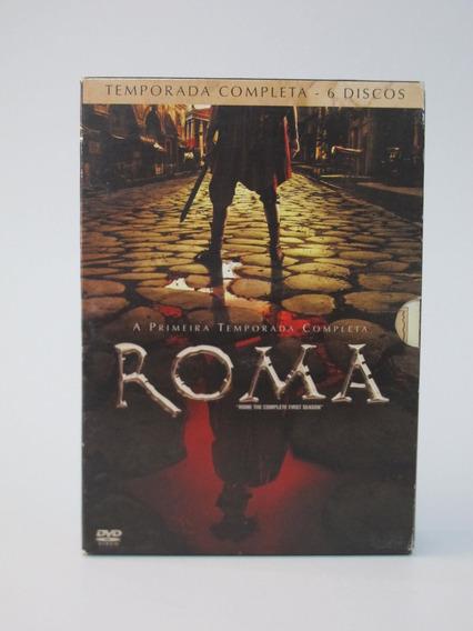 Série Roma Primeira Temporada