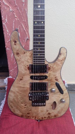 Guitarra Ibanez S 770 Pb Perfeita Estado De Conservação