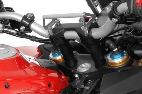 Imagem 1 de 1 de Riser De 20mm P/ Ducati Multistrada 1200 Até 2014