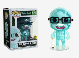 Figura Funko Pop Animation R&m - Dr. Xenom Bloom 570