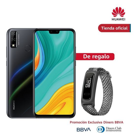 Huawei Y8s 64gb Negro