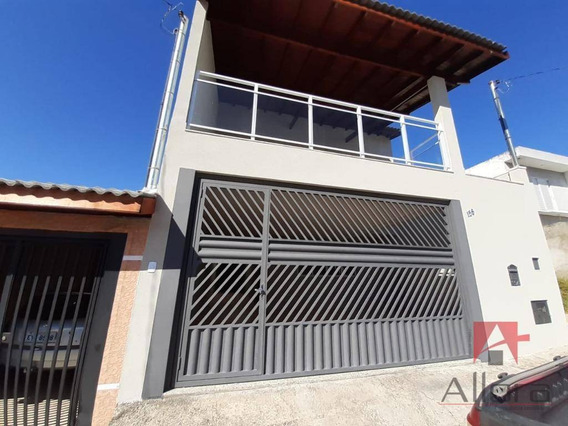 Sobrado Com 3 Dormitórios À Venda, 164 M² Por R$ 450.000,00 - Residencial Quinta Dos Vinhedos - Bragança Paulista/sp - So0435
