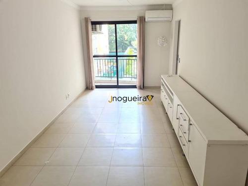 Apartamento Oportunidade, 2 Dormitorios No Coração Do Campo Belo. - Ap15634