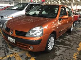 Renault Clio Expression Aut Ac 2005