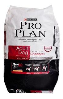 Alimento Pro Plan Adult Complete Criadores perro adulto raza mediana pollo/arroz 20.4kg