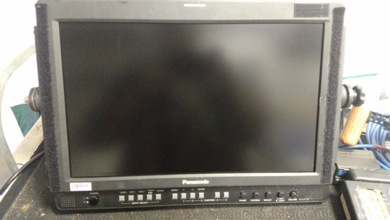 Monitor Panasonic 17 Bt-lh1710p Ótimo Estado Tela Perfeita