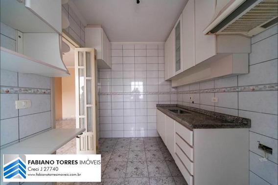Apartamento Para Locação Em São Bernardo Do Campo, Santa Terezinha, 2 Dormitórios, 1 Banheiro, 1 Vaga - 1919
