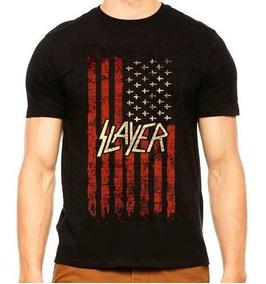 Playera Slayer Disponible Promociones Mas Bandas Metal