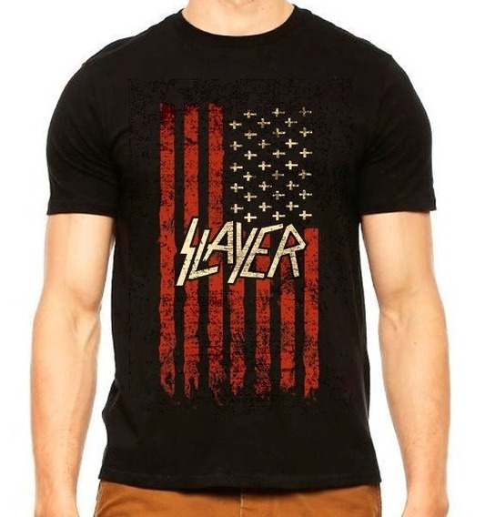 Playera Slayer Disponible Promociones Mas Bandas Metal