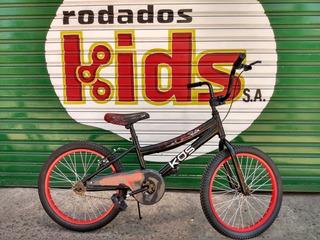 Bicicleta Rodado 20 Aluminio Bmx Bici R20 Excelente Calidad