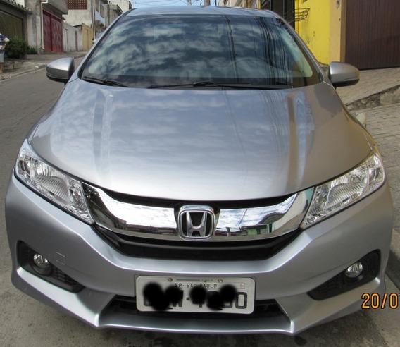 Honda City Lx 1.5 Automático Carro De Garagem