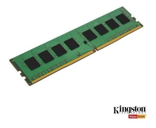 Imagem 1 de 1 de Memoria Kingston Ddr4 16gb 3200mhz Para Computador Gamer