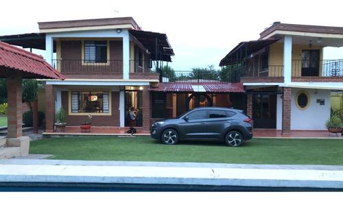 Imagen 1 de 14 de Excelente Casa En Venta- Yautepec, Morelos