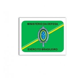 Adesivo Ministério Da Defesa Eb Adesivo Externo
