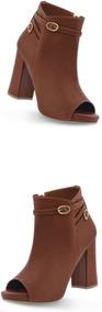 Zapato Camel Coagulado C/hebillas Cklass 028-23