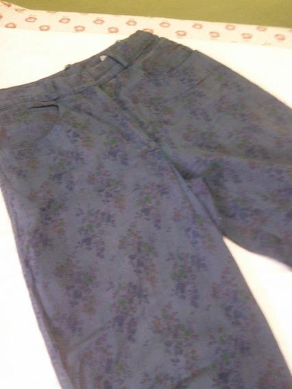 Lindo Pantalón De Dama Talla L Importado