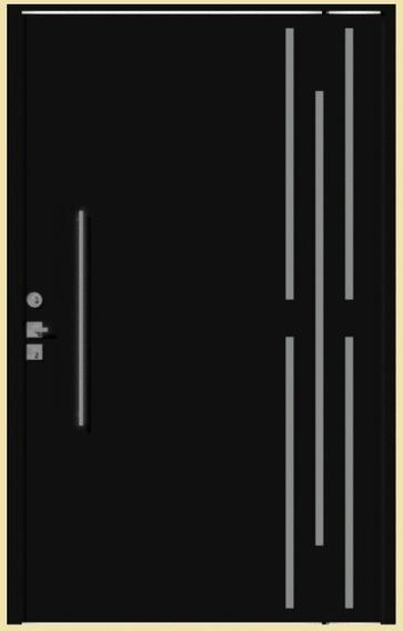 Puerta Metálica Para Acceso Principal