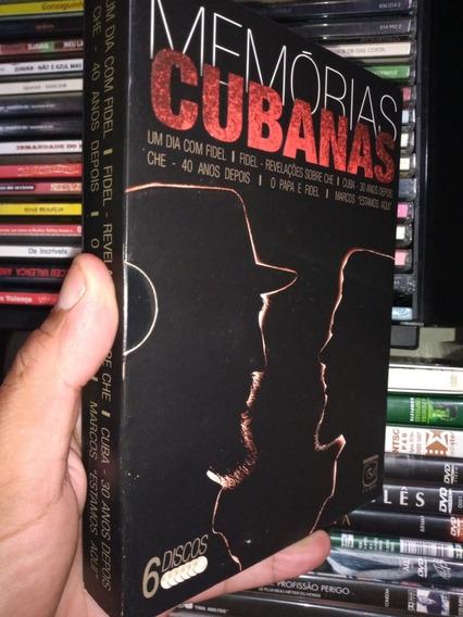Memórias Cubanas - Original - Frete Grátis