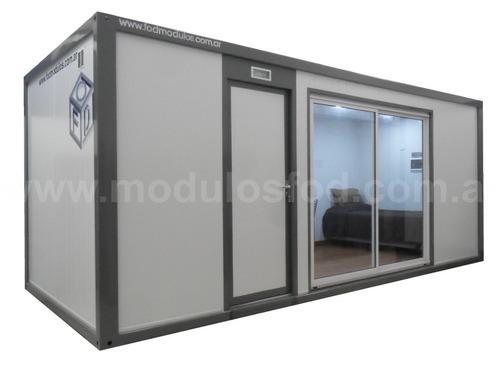 Modulos Habitables - Cabaña Casa Movil - La Plata