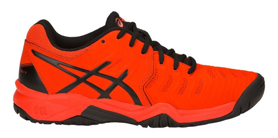 Tenis Asics Para Tennis Gel Resolution Junior Federer Nada