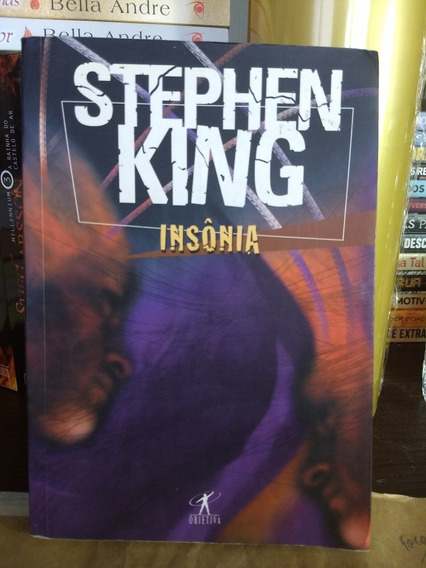 Stephen King. Insônia.