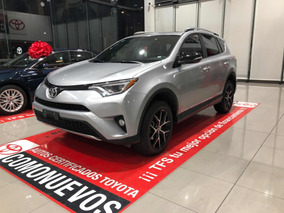 Toyota Rav4 2.5 Se 4wd At 2018 (demo)