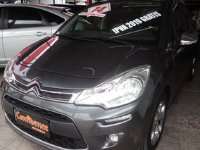 Citroën C3 1.6 Vti 16v Exclusive Flex 5p 2014 $31990,00